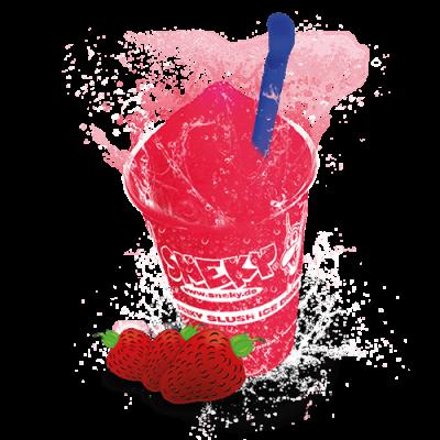 Sneky-becher-erdbeere