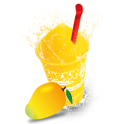 Sneky-becher-mango