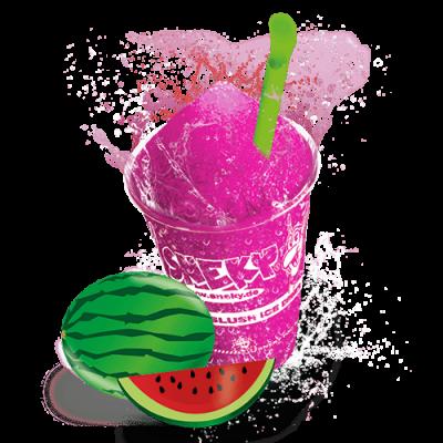 Sneky-becher-melone
